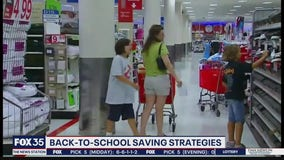 Experts offer tips on back-to-school saving strategies
