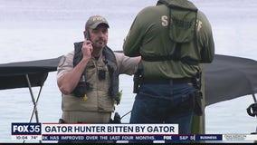 Alligator hunter