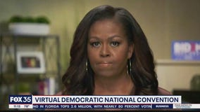 DNC holds opening night with virtual speeches