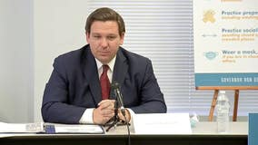 Governor DeSantis hosts roundtable discussing how to let visitors safely inside assisted living facilities