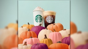 Starbucks' Pumpkin Spice Latte returns earlier this year