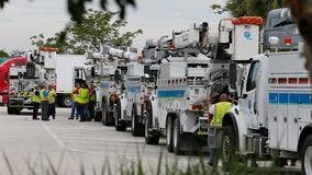 Florida Power & Light sends crews to Louisiana and Texas as Hurricane Laura approaches