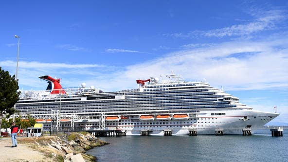 Over 12,000 cruise ship workers stuck at sea months after shutting down: report