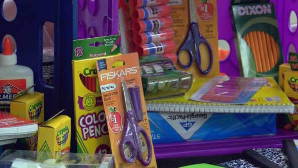 Last day of Florida's back-to-school sales tax holiday is Sunday; full list of included supplies