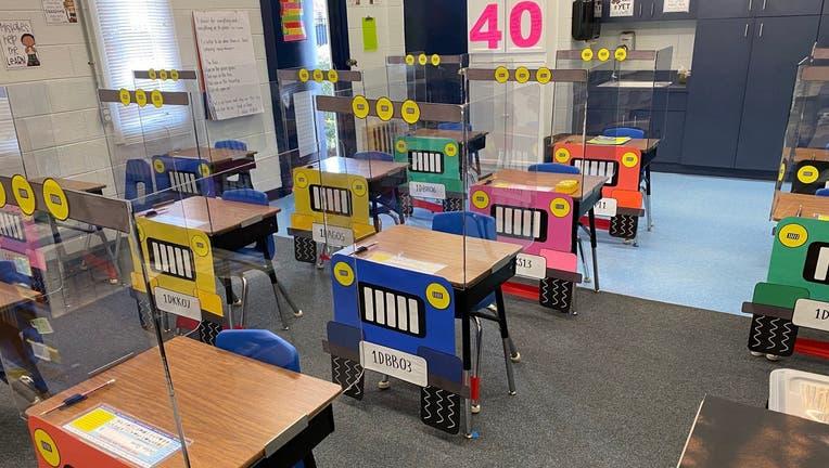 DeLand classroom1