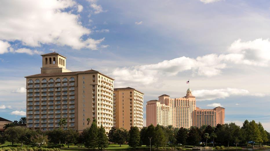Grand Lakes Orlando Resort