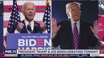 Trump, Biden face off in first of three debates