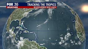 Tropics Update: September 25, 2020