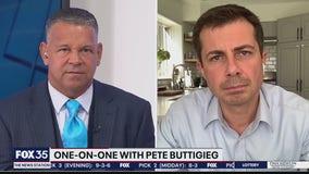 One-on-one with Pete Buttigieg