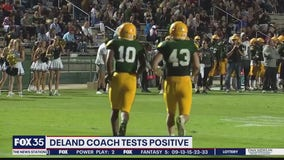 DeLand High School football program on pause