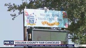Volusia County Fair canceled