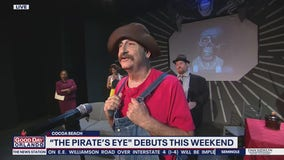 David Does It: 'The Pirate's Eye' debuts this weekend