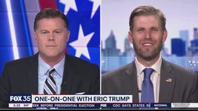 One-on-one with Eric Trump