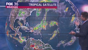 Tropics Update: September 23, 2020