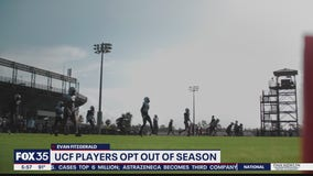 UCF players opt out of season
