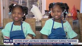 Sisters start Ladybugz Cookie Company