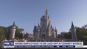 Food pantry helps Disney employees who have lost jobs