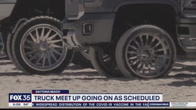 Thousands expected for truck meet up in Daytona Beach