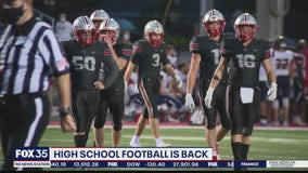 High school football back for most Central Florida teams