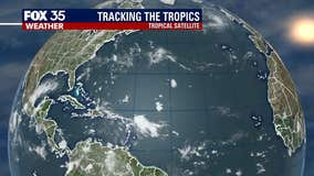 Tropics Update: September 29, 2020