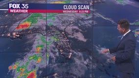 Tropics Update: September 24, 2020