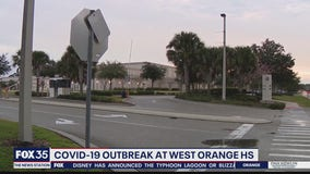 COVID-19 cases reported at West Orange High School