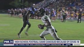 Evans High School suspends season due to COVID-19 cases