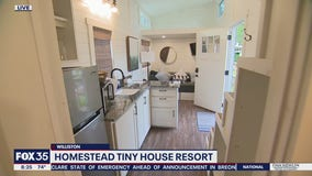 David Does It: Homestead Tiny House Resort