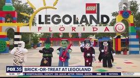 Brick-or-Treat at LEGOLAND Florida