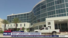 Busy Labor Day weekend expected at beaches