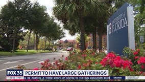 Alachua County to require permits for large gatherings