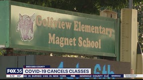 Golfview Elementary School closes due to COVID-19 concerns
