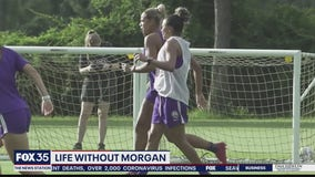 Orlando Pride preparing for North Carolina Courage