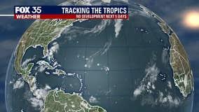 Tracking the Tropics: Sept. 25