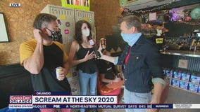 David Does It: Scream at the Sky 2020