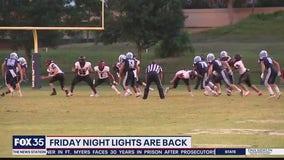 High school football returns amid coronavirus pandemic