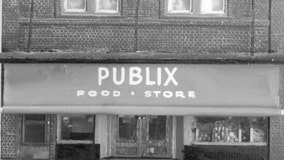 Established in 1930, Florida's beloved supermarket, Publix, turns 90 this week