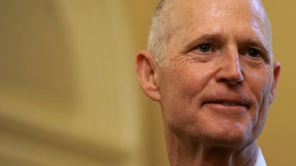 US Senator Rick Scott says he 'absolutely' has confidence in Florida mail-in ballot