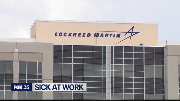 Lawsuit filed against Lockheed Martin