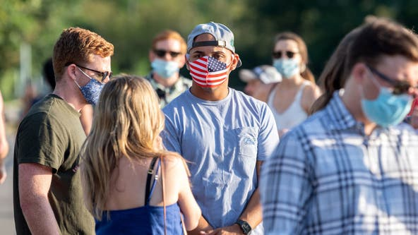 What does Phase 3 mean for wearing masks in public in Florida?