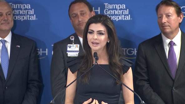 Florida first lady announces $2M in mental health funding for rural county schools