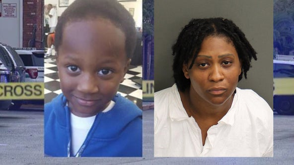 Orlando mom pulled from lake charged in death of 6-year-old son