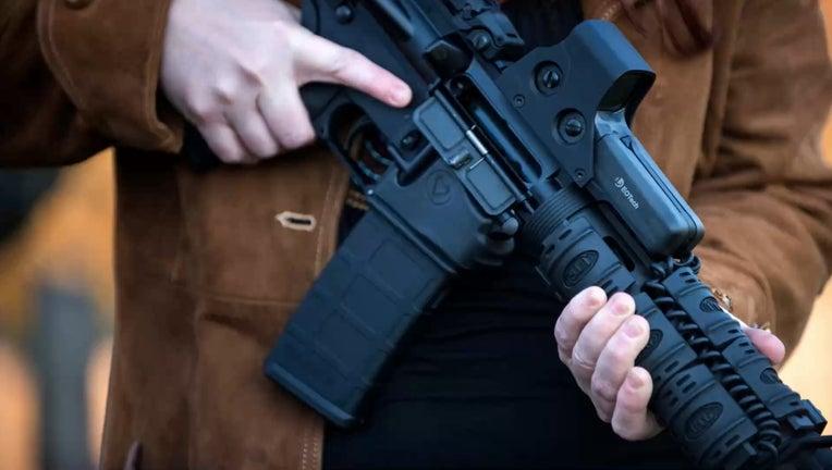 High Capacity Magazine AR-15