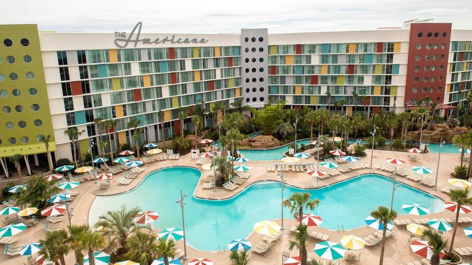 Universal's Cabana Bay Beach Resort Grand Opening
