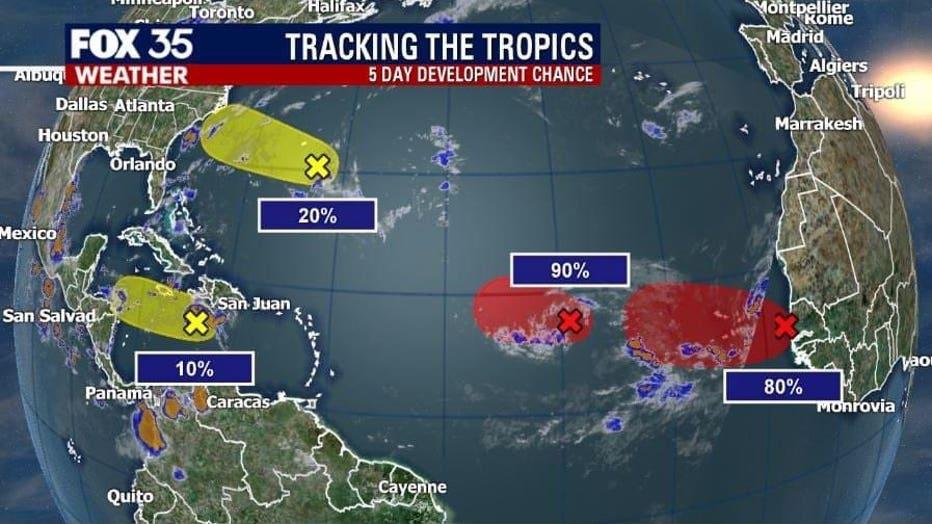 four tropics