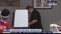 Counting the mail-in votes