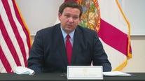 Gov. DeSantis discusses the opioid crisis