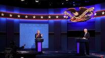 Trump, Biden clash over range of issues at final presidential debate
