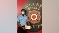 Five Ocala rescue members recognized as hometown heroes