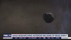 NASA researching asteroid millions of miles away